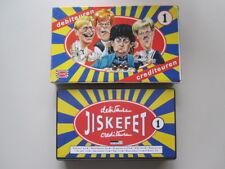 JISKEFET - DEBITEUREN/CREDITEUREN 1 - SEIZOENEN '95 EN '96  - VHS