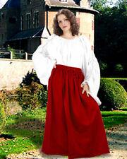 Women's Eleanor Cotton Skirt,  finest fabric handmade one by one, very nice!!