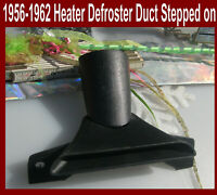 Corvette Parts 1956 1957 1958 1959 1960 1961 1962 Dash Heater Defroster Duct