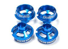 Aluminum Shock Spring Cups For Team Associated RC8B3.1 RC8B3 RC8B3T RC8B3.1e