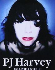 PJ HARVEY 2004 UH HUH HER ALBUM U.S. TOUR POSTER ORIGINAL