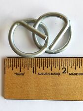 Vintage Wire Metal Tavern Puzzle Ring No Bag Or Directions