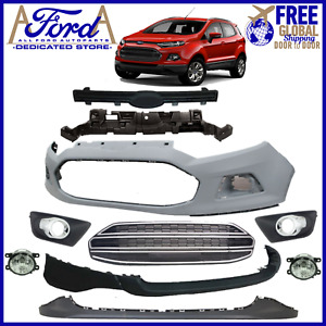 FORD ECOSPORT 2013-2017 FRONT BUMPER COMPLETE KIT OE NEW CN15-17757 CN15-17E778