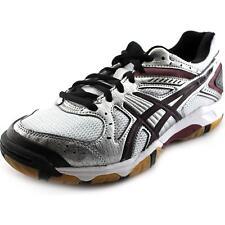 ASICS Gel-1150v Womens Sports Cross Trainers/net Ball Shoes 8 US or 25 Cm Silver/cardinal/black