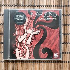 MAROON5 - SONGS ABOUT JANE