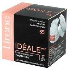 Lirene Mito Energy Factor, ultra Filler, fastLift kompleks Night Cream AGE 55+