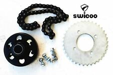 "Dry Clutch 25.4mm 1"" 14 Tooth 420 Pitch Chain Sprocket Kit Go Kart Drift Trike"