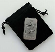 Asahi 1 oz (.999) Fine Silver Bar (SCARCE)