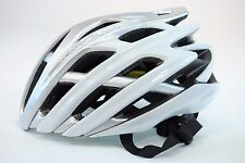 Cannondale Cypher Bicycle Helmet White/Silver 58-62cm Large/Extra Large