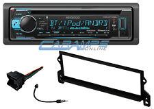 NEW KENWOOD STEREO RADIO W/ USB/AUX & BLUETOOTH W/ INSTALL KIT FOR MINI COOPER