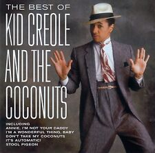 KID CREOLE & THE COCONUTS : THE BEST OF / CD (PEGASUS PEG CD 352)