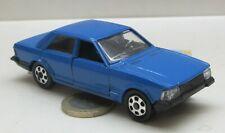 Mebetoys A121:  Ford Granada,  blau, 1:43  (5045)