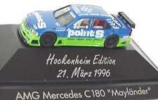 1:87 Mercedes C-Class ITC 96 Persson Point S 22 Bernd mayländer Hockenheim Ed