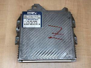 MERCEDES BENZ ECU ENGINE CONTROL MODULE A0165457632, R 04010009 D, 50184, 4ZYL