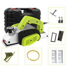 Multifunction Electric Wood Planer Woodworking tool Handheld Planer 220V 1000W
