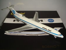 "Gemini Jets Pan American Pan Am B727-200 ""1970s color - Clipper Peerless"" 1:200"