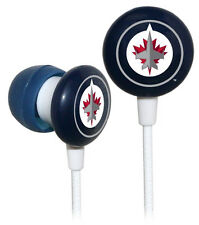 Winnipeg Jets Hi-Fi Ear Buds [NEW] NHL Head Phones Headphones Earbud CDG