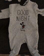 Pyjama Disney Mickey bébé garçon 1 Mois Très  bon état