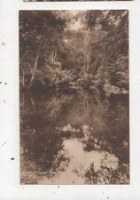 The Silent Pool Albury Vintage Postcard 870a