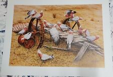 """COUNTRY GATHERING"" LIMITED EDITION 573/600, PHILIP FARLEY BRISBANE WILDLIFE"