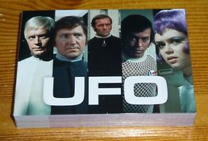 Gerry Anderson UFO Series 2 - Sealed 36-Card Base Set Pack by Unstoppable 2019