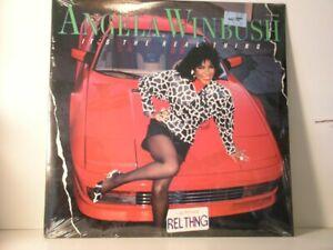 "Angela Winbush----""it's The Real Thing""-------33 RPM Vinyl Record"