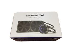NZXT Kraken X62 280 mm Liquid Cooler