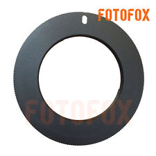 M42-AF Adapter Ring For M42 Lens to Minolta AF & SONY Alpha Lens Metallic Mount