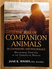 HANDBOOK ON ANIMAL ASSISTED THERAPY by Aubrey H. Fine (Third Edition) HC