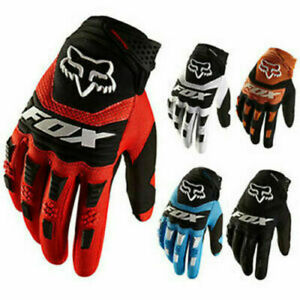 New Cycling Gloves Touchscreen BMX MTB Full Finger Dirtpaw Bike Riding Glove UK