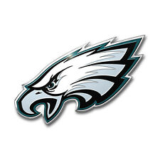 ProMark NFL Philadelphia Eagles Aluminum Color Car Truck Emblem Sticker Decal