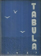 1937 Oak Park River Forest High School Tabula Yearbook