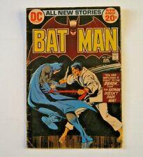 Bat-Man 243  Neal Adams. Good.  cents