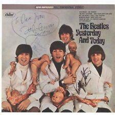 BEATLES Fantasy Rare Lennon's Personal Stereo Butcher Cover Signatures Lennon
