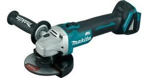 """Makita DGA504Z 125mm (5"""") 18V Brushless Angle Grinder Body Only"""