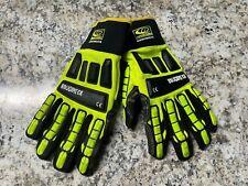 Ringers R 297 Roughneck Kevloc Palm Cut Resistant Level 3 Gloves Size Xx Large
