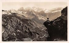 CIRQUE DE GAVARNIE FRANCE~F LEVAVASSEUR PHOTO POSTCARD