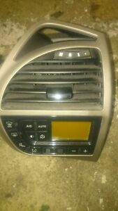 Citroen C4 Picasso Digital Heater Control