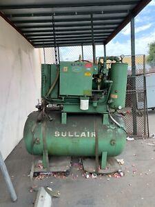 Sullair  - Brunner ENG - Air Compressor