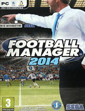 Football Manager 2014 (PC) - In Good Condition