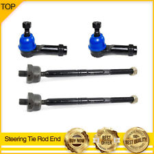 4PCS MEVOTECH Steering Tie Rod Ends INNER & OUTER for 2008 FORD F-150 (AWD)