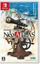 Neo Atlas 1469 Nintendo Switch Game English Version