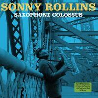 Sonny Rollins - Saxophone Colossus (2LP Gatefold Edition 180g Vinyl) NEW/SEALED
