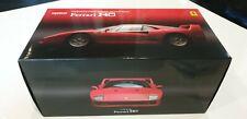 New Kyosho 1/18 Ferrari F40 Rouge Street Red 08111R