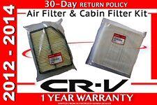 Genuine OEM Honda CR-V Air Filter & Cabin Filter Kit 2012 - 2014 CRV R5A SDA