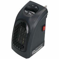 400W UK Plug Ceramic Heater Portable Electric Low Cost Fan Warmer Thermostat