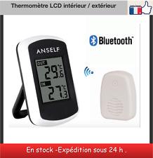 Sainlogic Station Météo Minuscule Thermomètre Hygromètre Intérieur ...
