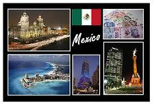 MEXICO - JUMBO FRIDGE MAGNET -  BRAND NEW