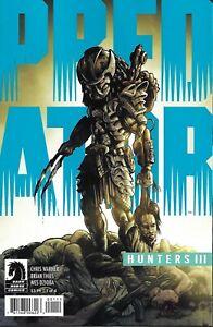 2020 Dark Horse Comics Predator Hunters III #1 Covers A & B You Pick