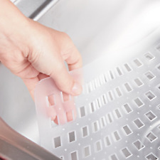 New listing Euro Kitchen Sink Protector Mats, Regular, Clear Sink Works